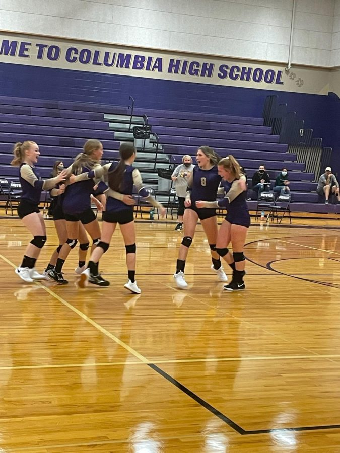 Lady Coyotes Put Up a Fight Against TCP Jaguars