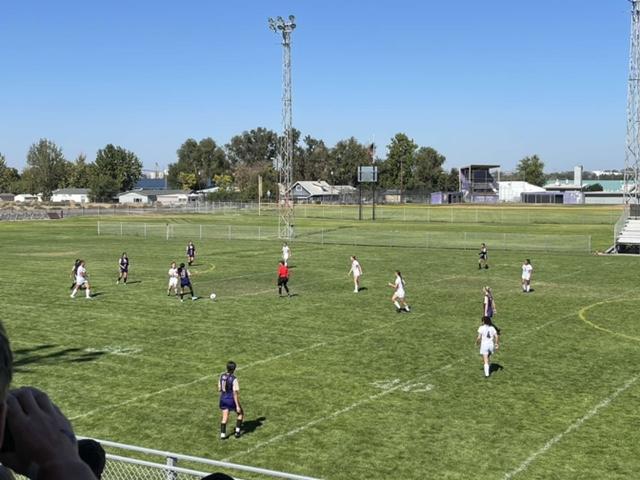 Burbank vs College Place Soccer